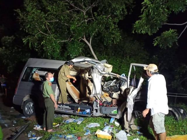 Danh tính các nạn nhân vụ tai nạn thảm khốc 8 người chết ở Bình Thuận