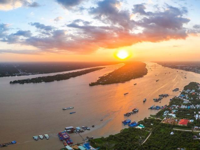 Mỹ-Trung mâu thuẫn về ảnh hưởng từ 11 con đập của TQ với sông Mekong: Chuyên gia nói gì?