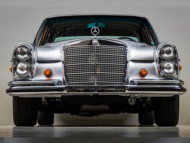 Xế siêu hiếm Mercedes-Benz 300 SEL đời 1969 chào bán cho giới sưu tầm