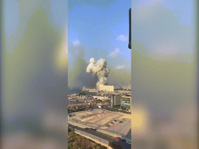 Nổ khủng khiếp như bom nguyên tử khiến 78 người chết, 4.000 người bị thương ở Liban