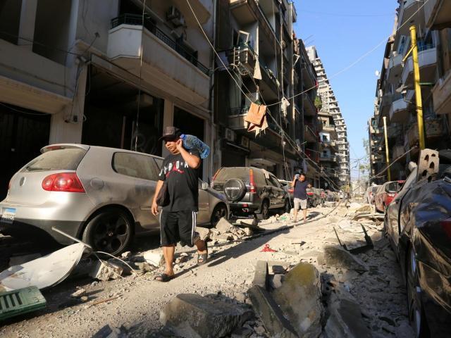 """Nổ như bom nguyên tử ở Liban: """"Cơn khát"""" lương thực bắt đầu"""