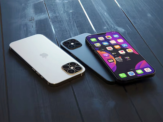 Màn hình OLED của iPhone 12 đã bị rò rỉ?