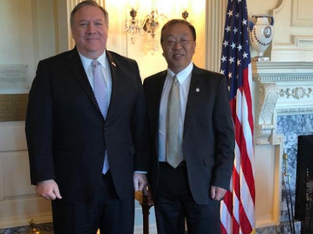 Những người Trung Quốc ở Nhà Trắng đứng sau mối quan hệ căng thẳng Mỹ-Trung
