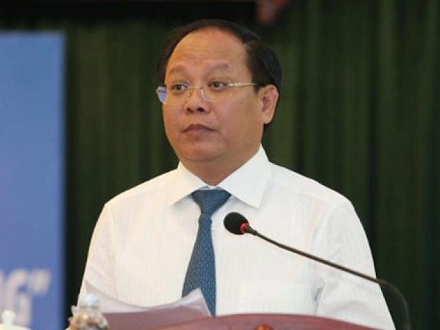 Ông Tất Thành Cang bị phê bình liên quan đến dự án Khu đô thị Thủ Thiêm