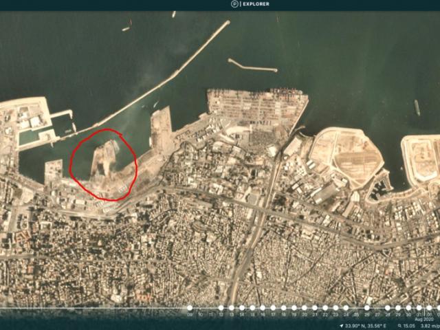 Tổng thống Liban: Nổ lớn có thể do bắn tên lửa hoặc đánh bom