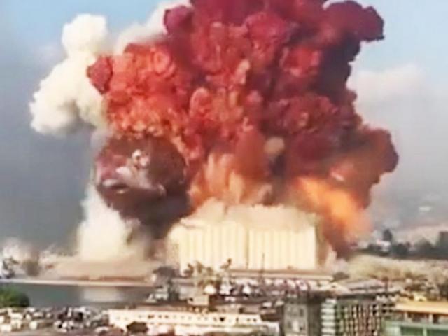 Lộ diện công ty mua 2.750 tấn chất gây nổ khủng khiếp ở Liban