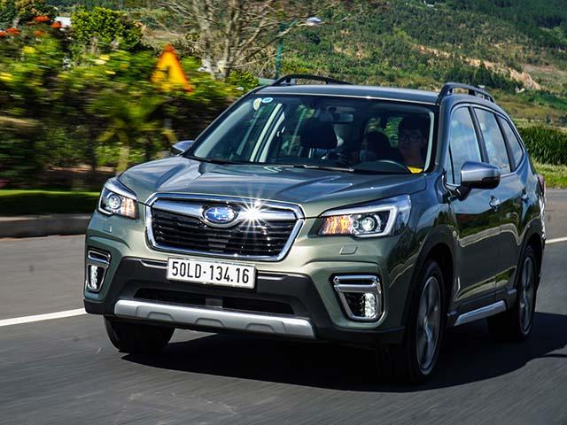 Subaru Việt Nam đưa ra giải pháp khắc phục lỗi động cơ trên xe Forester