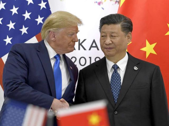 Tổng thống Trump: Quan điểm của tôi về Trung Quốc giờ đã rất khác