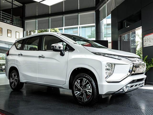 Giá xe Mitsubishi Xpander lăn bánh mới nhất tháng 8/2020