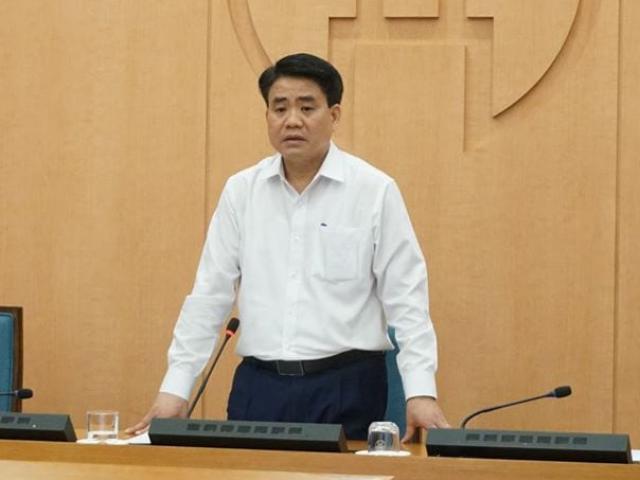 Nóng trong tuần: Chủ tịch UBND TP Hà Nội Nguyễn Đức Chung bị khởi tố, bắt tạm giam