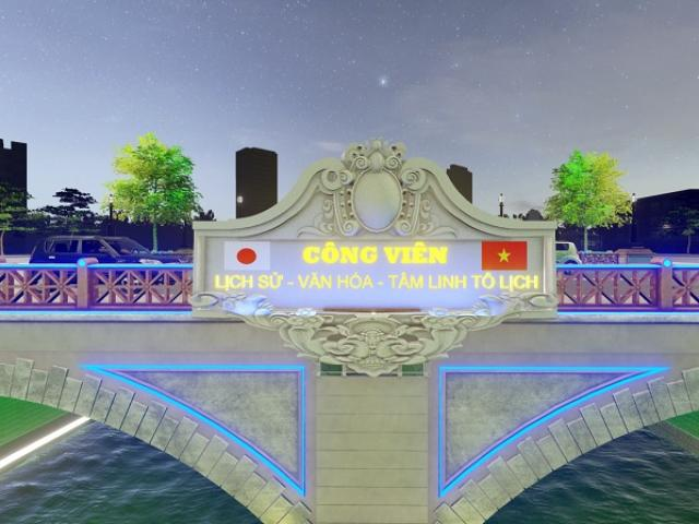 Đề xuất cải tạo sông Tô Lịch thành công viên Lịch sử - Văn hóa - Tâm linh