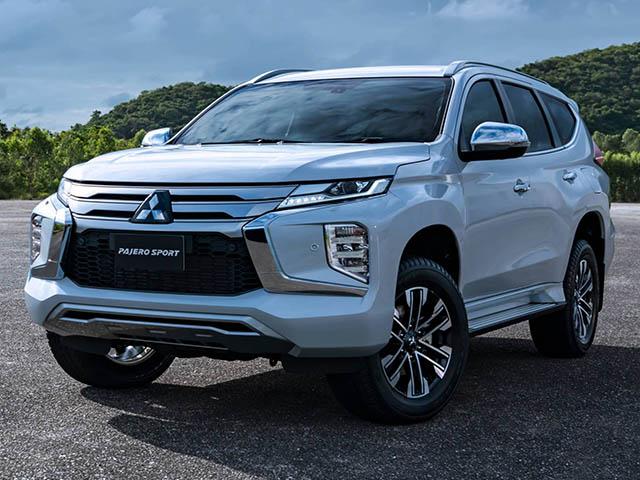 Mitsubishi Pajero Sport 2020 được đại lý nhận đặt cọc