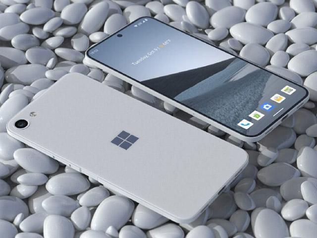 Microsoft Surface Solo đẹp vậy fan nào chẳng mong mỏi?