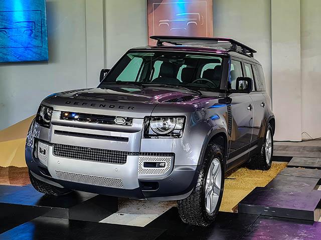 Land Rover Defender thế hệ mới ra mắt thị trường Việt, giá bán hơn 3,8 tỷ đồng