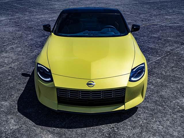 Xe ý tưởng Nissan Z Proto lộ ảnh trước ngày ra mắt