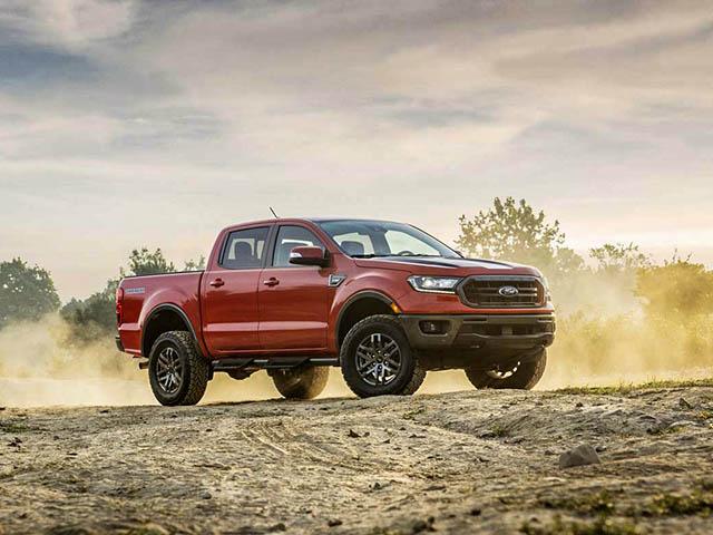 Xe bán tải Ford Ranger có thêm gói độ Tremor tại Bắc Mỹ
