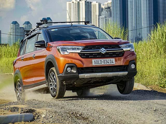 Suzuki XL7 là SUV 7 chỗ tiết kiệm nhiên liệu nhất tại Việt Nam