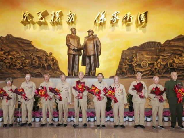 Giữa căng thẳng, Trung Quốc mở lại bảo tàng về cuộc chiến duy nhất với Mỹ