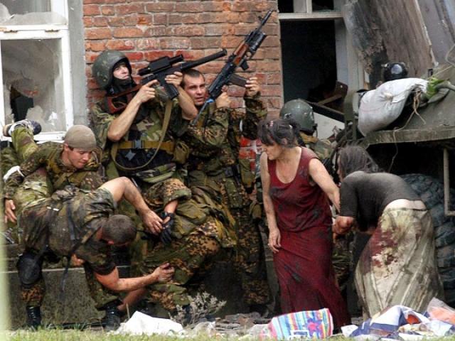 Chiến dịch giải cứu 1.100 con tin - thất bại nặng nề nhất của đặc nhiệm Nga