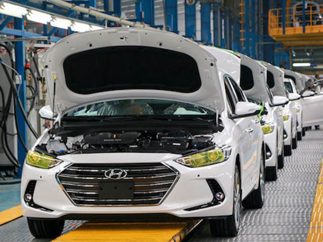 Hyundai mở thêm nhà máy lắp ráp xe hơi đáp ứng nhu cầu cao tại Việt Nam