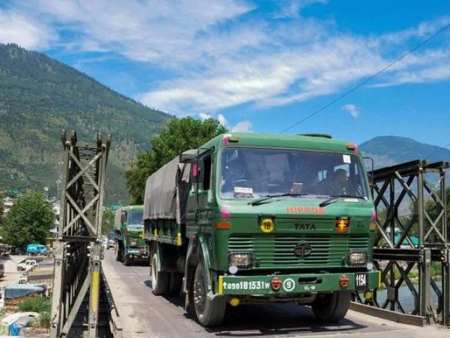 Kết quả 14 tiếng đàm phán quân sự biên giới Trung - Ấn