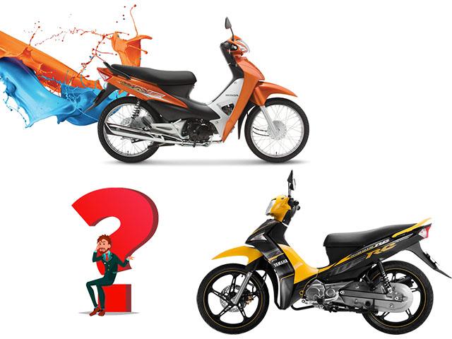 Nên mua Honda Wave Alpha hay Yamaha Sirius tốt hơn?