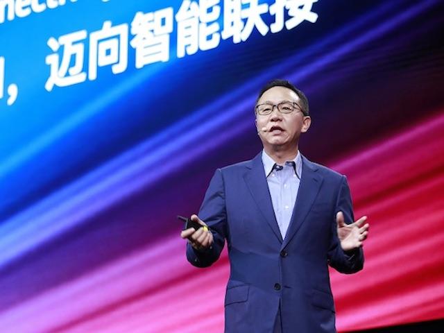 Sếp Huawei nói về kết nối thông minh trong 40 năm tới