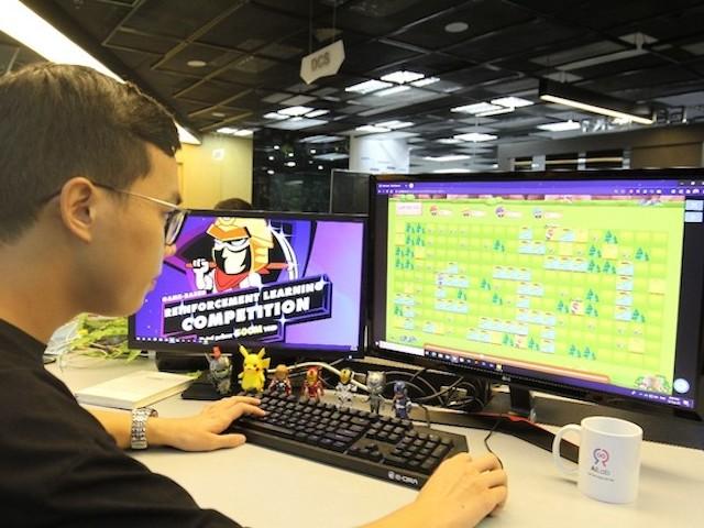 Lần đầu tiên tại Việt Nam: Cuộc thi đấu trí giữa người và trí tuệ nhân tạo (AI)