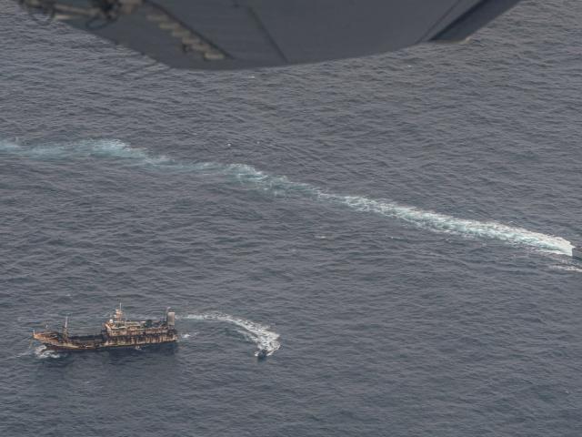250 tàu cá Trung Quốc săn mực gần biển Peru, Washington khẩu chiến với Bắc Kinh