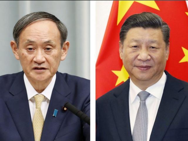Cuộc gọi đầu tiên với tân Thủ tướng Nhật Bản: Ông Tập nói gì?