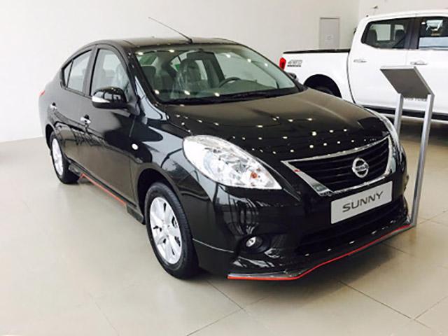 Đại lý xả hàng Nissan Sunny, giảm giá lên tới 73 triệu VND