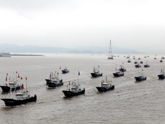 """Nhật Bản từ chối """"cành ô liu"""" của Trung Quốc về tranh chấp trên Biển Hoa Đông"""