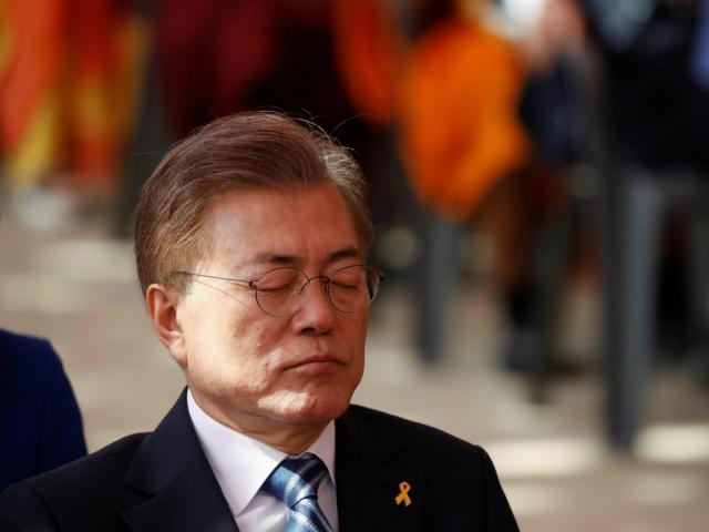 """Tổng thống Hàn Quốc bất ngờ xin lỗi vụ """"quan chức HQ bị bắn chết"""" ở lãnh hải Triều Tiên"""