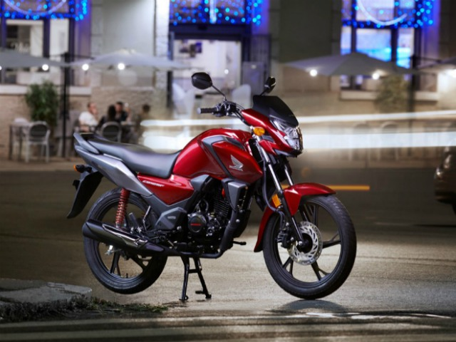 Ảnh chi tiết xe côn tay mới 2021 Honda CB125F