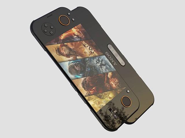 Sony PlayStation Phone đẹp vậy game thủ nào chẳng thèm muốn?