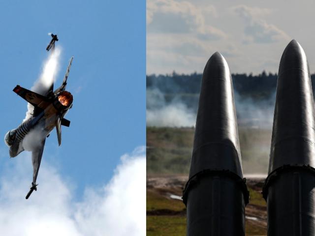 Armenia dọa khai hỏa tên lửa đạn đạo mạnh nhất nếu Thổ Nhĩ Kỳ đưa F-16 tham chiến