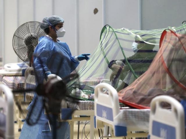 Ấn Độ: Bệnh nhân Covid-19 đối mặt hiểm họa mới