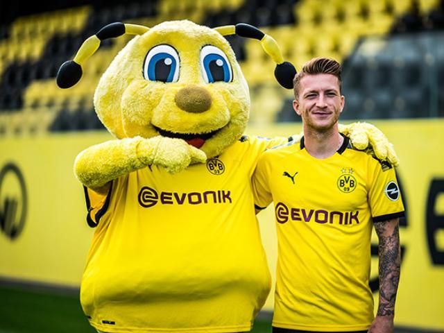 Borussia Dortmund khuấy động mùa Hè bằng chuỗi sự kiện tham quan ảo 2021