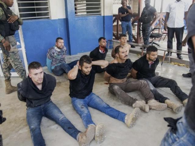 Cảnh sát Haiti tiến vào cơ quan đại diện Đài Loan, bắt giữ 11 nghi phạm ám sát Tổng thống