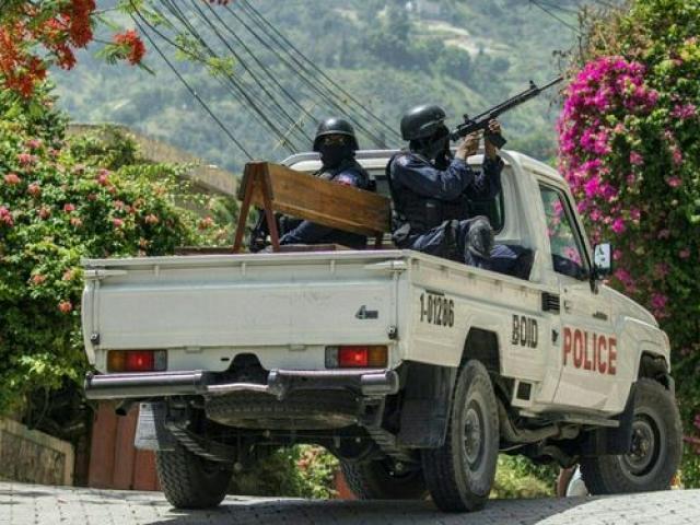 Người khiến cho 11 nghi phạm ám sát TT Haiti đột nhập cơ quan đại diện Đài Loan bị tóm gọn