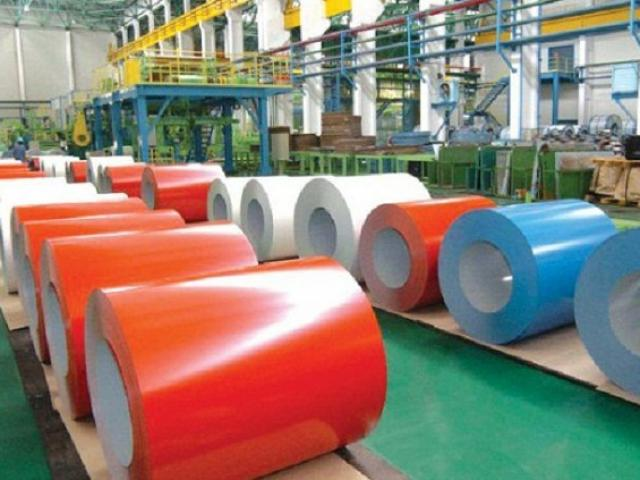 Một doanh nghiệp ngành thép có lợi nhuận tăng gấp 50 lần cùng kỳ