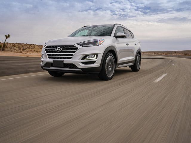 Giá xe Hyundai Tucson lăn bánh tháng 7/2021