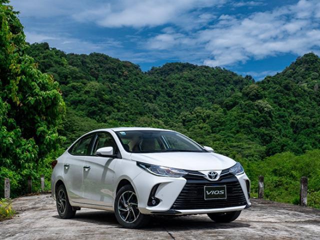 Toyota Vios 2021: Xoá bỏ định kiến không đúng trước đây của khách hàng