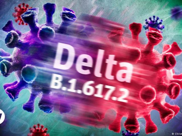 Covid-19: Phát hiện cách biến chủng Delta lây lan rất nhanh