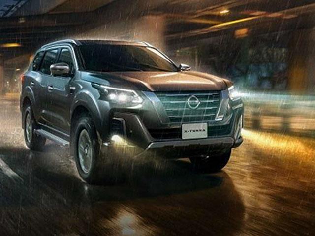 Nissan Terra thế hệ mới chốt ngày ra mắt tại Thái, sớm có mặt tại Việt nam