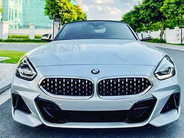 BMW Z4 thế hệ mới chạy lướt rao bán giá hơn 4,7 tỷ đồng