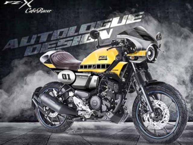 """Ngắm FZ-X 150 Custom Cafe Racer cực """"chất"""""""