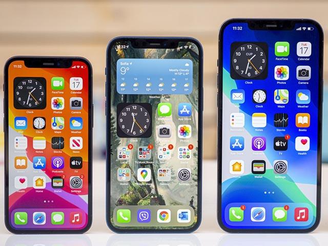 Apple có thể trì hoãn lịch công bố iPhone 13?