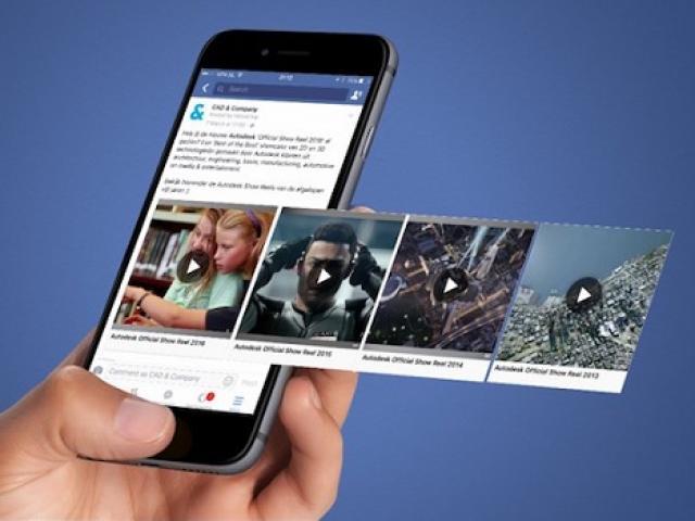 Cách tải video trên Facebook nhanh nhất