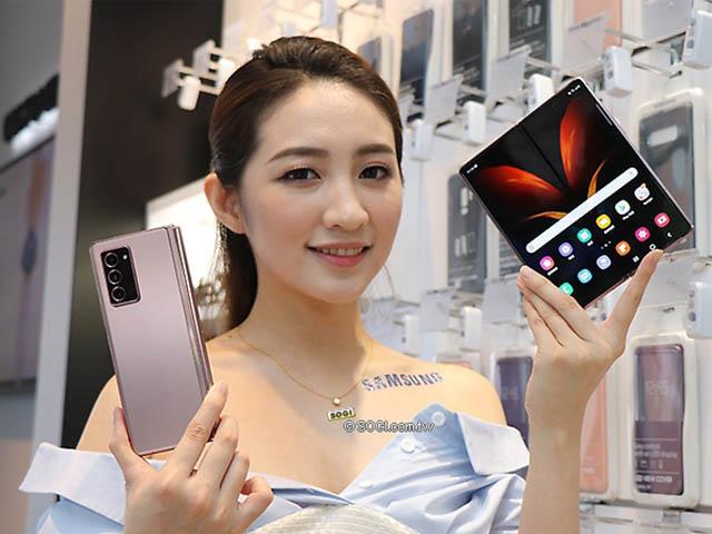 Không kém Apple, Samsung cũng đạt doanh thu lớn trong quý 2